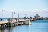 St Kilda Pier, St Kilda, Melbourne